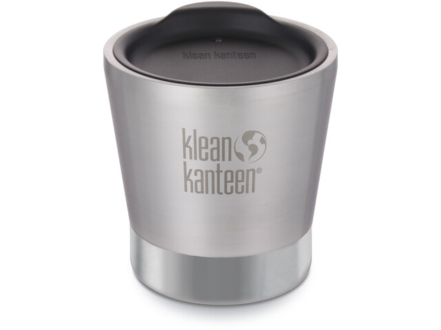 Klean Kanteen Tumbler Vacuum Insulated Juomapullo 237ml, brushed stainless